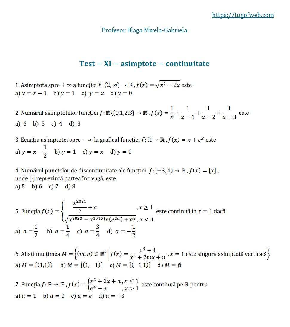 11_asimptote_continuitate_1_grile_Blaga
